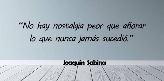 37 Frases De Joaquin Sabina Que Nunca Olvidaré Intentarlo Com