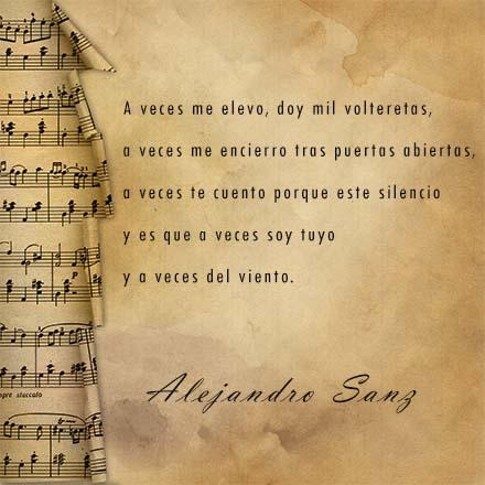 Frases de canciones