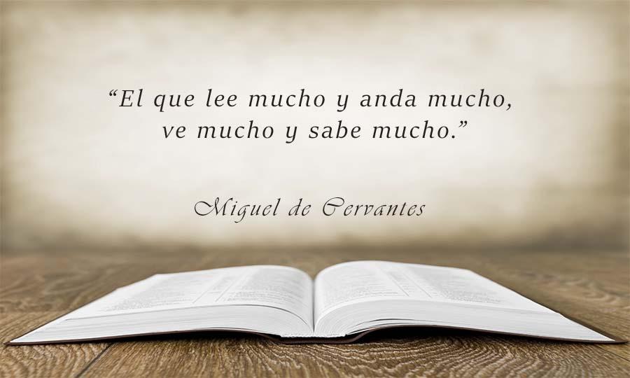 17 Frases De Miguel De Cervantes Famosas Citas Del Escritor