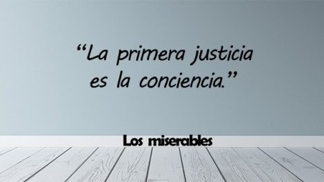 frases de Los miserables
