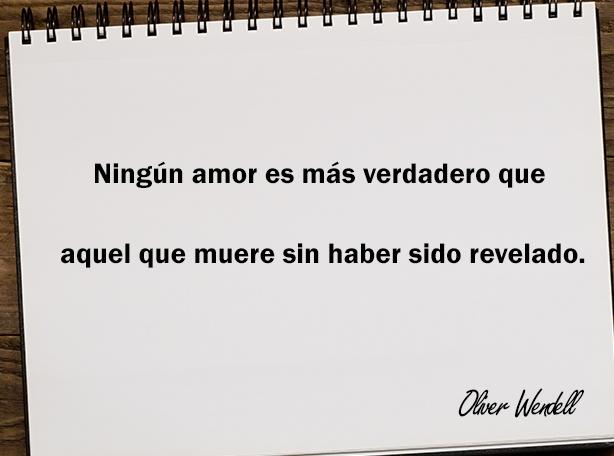 Ningun amor es mas verdadero