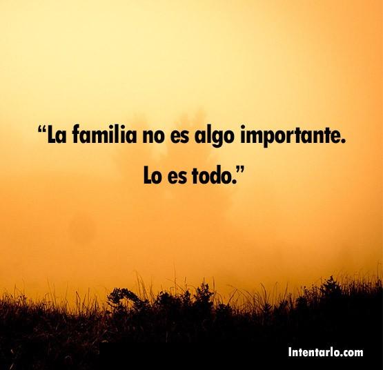 frases de familia feliz