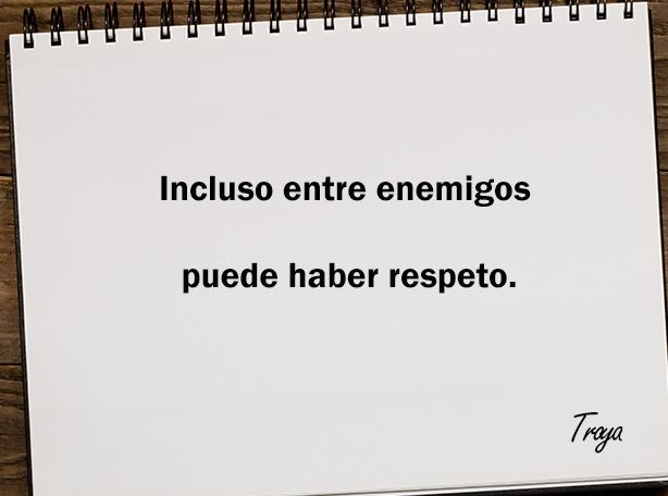 frases de respeto a los demás
