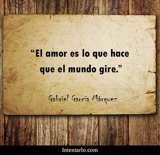 22 Frases De Gabriel García Márquez Inolvidables