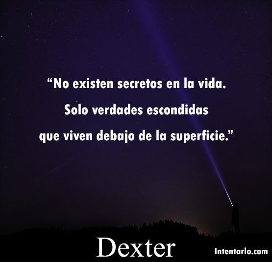 frases de la serie Dexter
