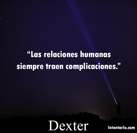 mejores frases de la serie Dexter