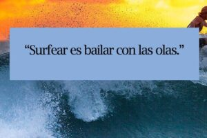 Frases de Surf