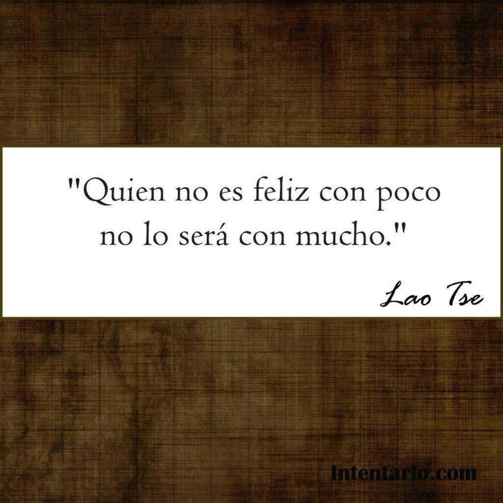 frases bonitas de Lao Tse